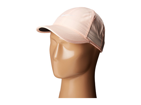 Nike Featherlight Cap - Sunset Tint/Black/Sunset Tint/White