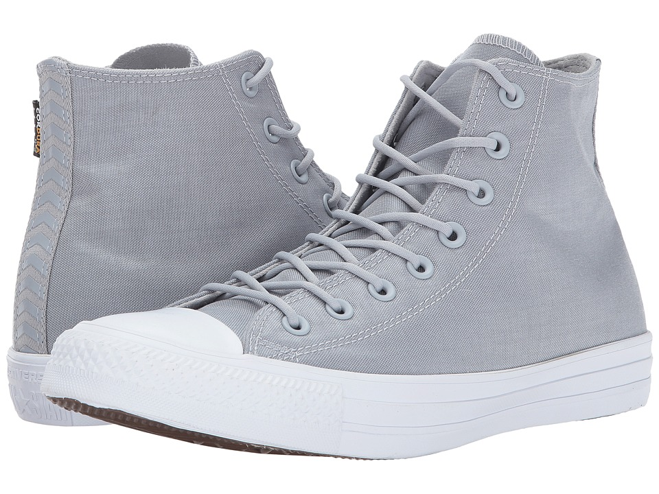 Converse Chuck Taylor All Star Cordura Hi (Wolf Grey/Ash Grey/White) Classic Shoes