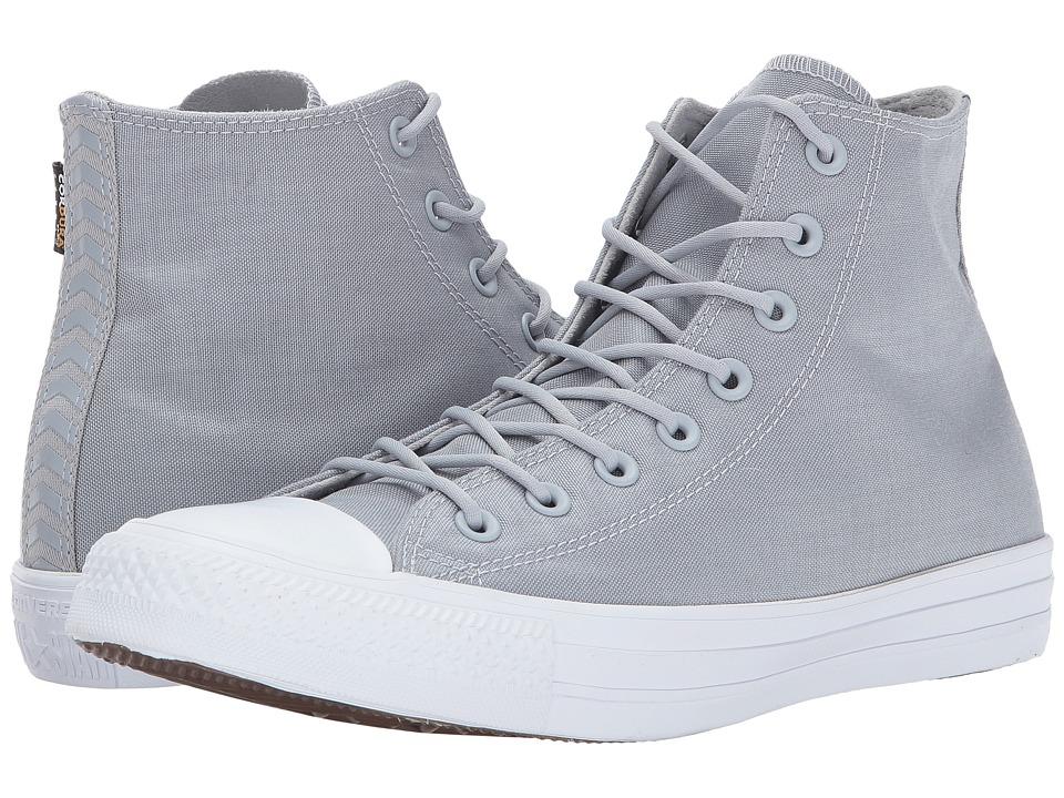 Converse Chuck Taylor All Star Cordura Hi (Wolf Grey/Ash Grey/White) Classic Shoes