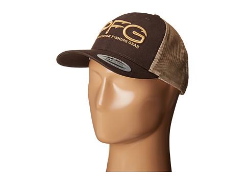 Columbia PFG Mesh Snap Back Ballcap - Buffalo/PFG Hook