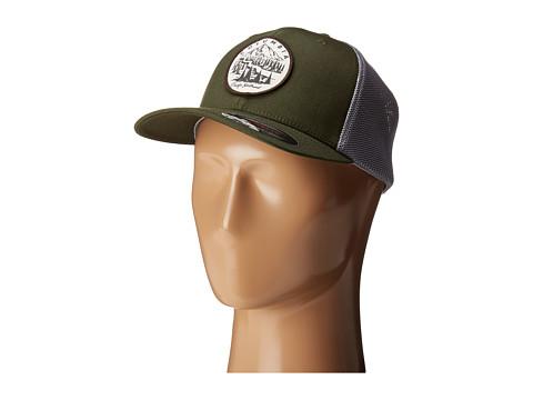 Columbia Columbia Mesh™ Ballcap - Surplus Green/PNW Patch