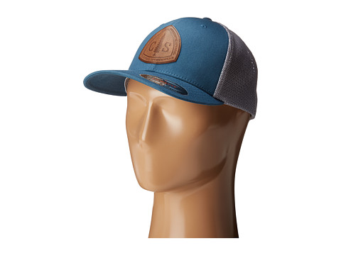 Columbia Columbia Rugged Outdoor™ Mesh Hat - Blue Heron/CSC Patch