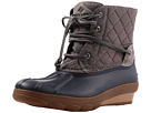 Sperry Saltwater Wedge Tide Quilted Nylon