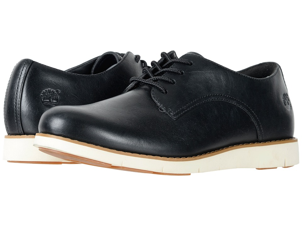 Timberland Lakeville Oxford (Black Full-Grain) Women