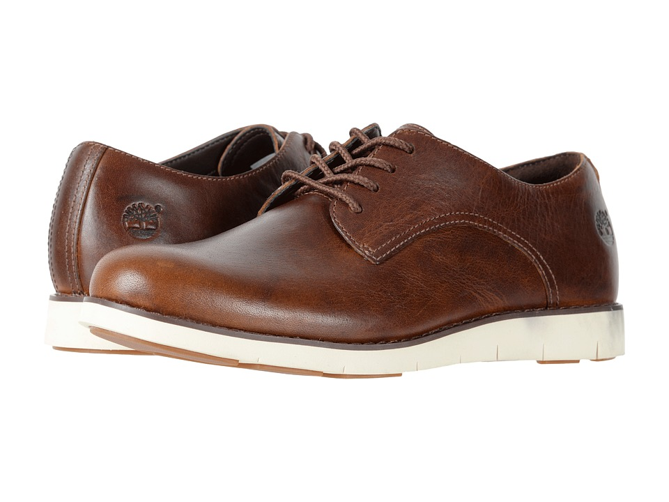 Timberland Lakeville Oxford (Medium Brown Full-Grain) Women