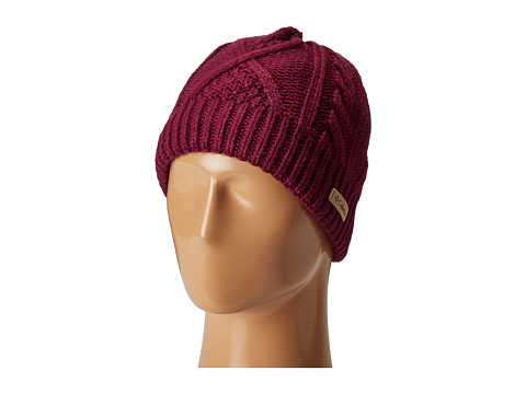 Columbia Cabled Cutie™ Beanie - Dark Raspberry
