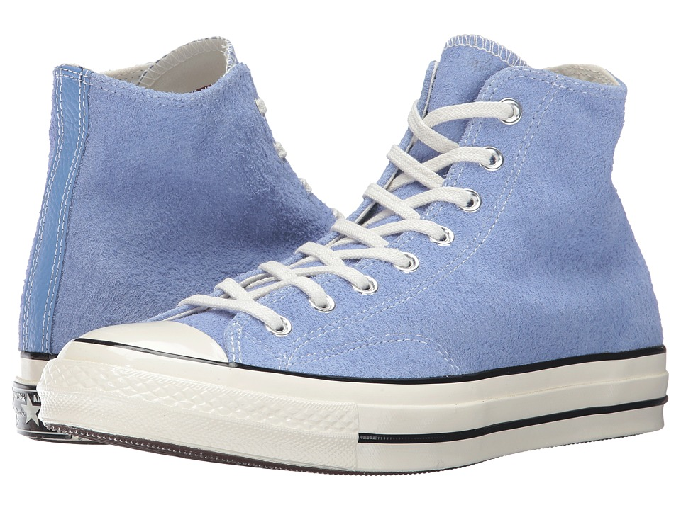 Converse - Chuck Taylor All Star 70 Hi (Pioneer Blue/Egret/Egret) Classic Shoes