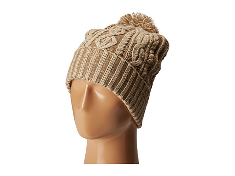 Columbia Blizzard Pass Beanie - Fossil