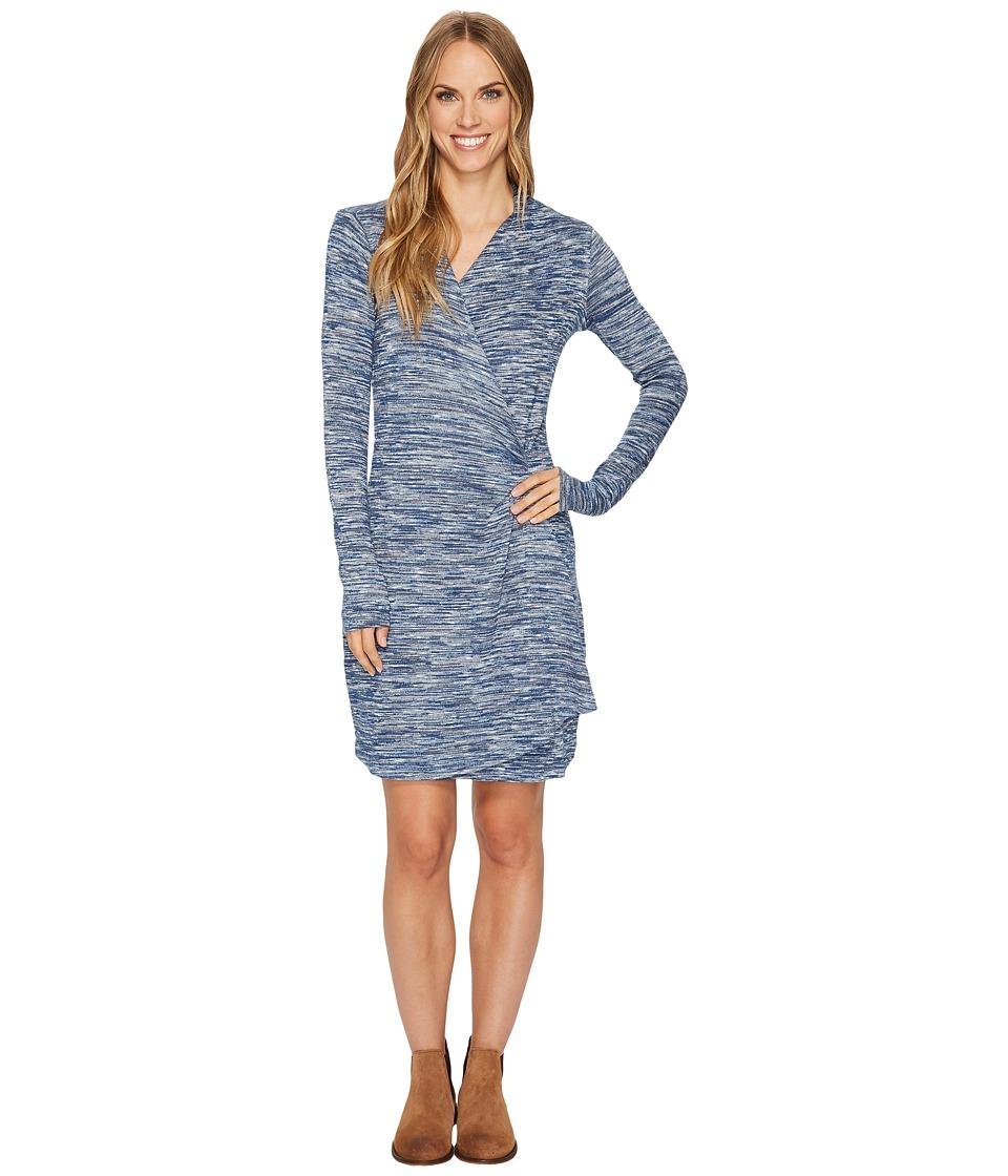 Aventura Clothing Melrose Dress (Estate Blue) Women
