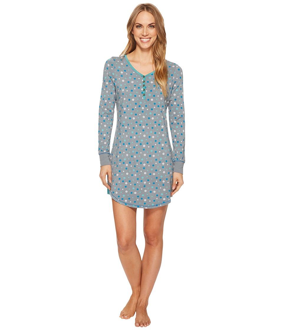 Aventura Clothing - Polka Dot Night Shirt
