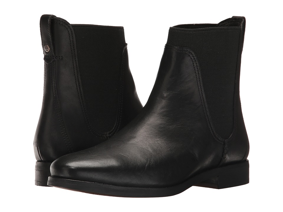 Timberland Somers Falls Chelsea Boot (Black Full-Grain) Women