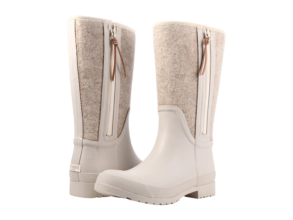 Sperry Walker Wind Rain Boot (Oat Wool) Women