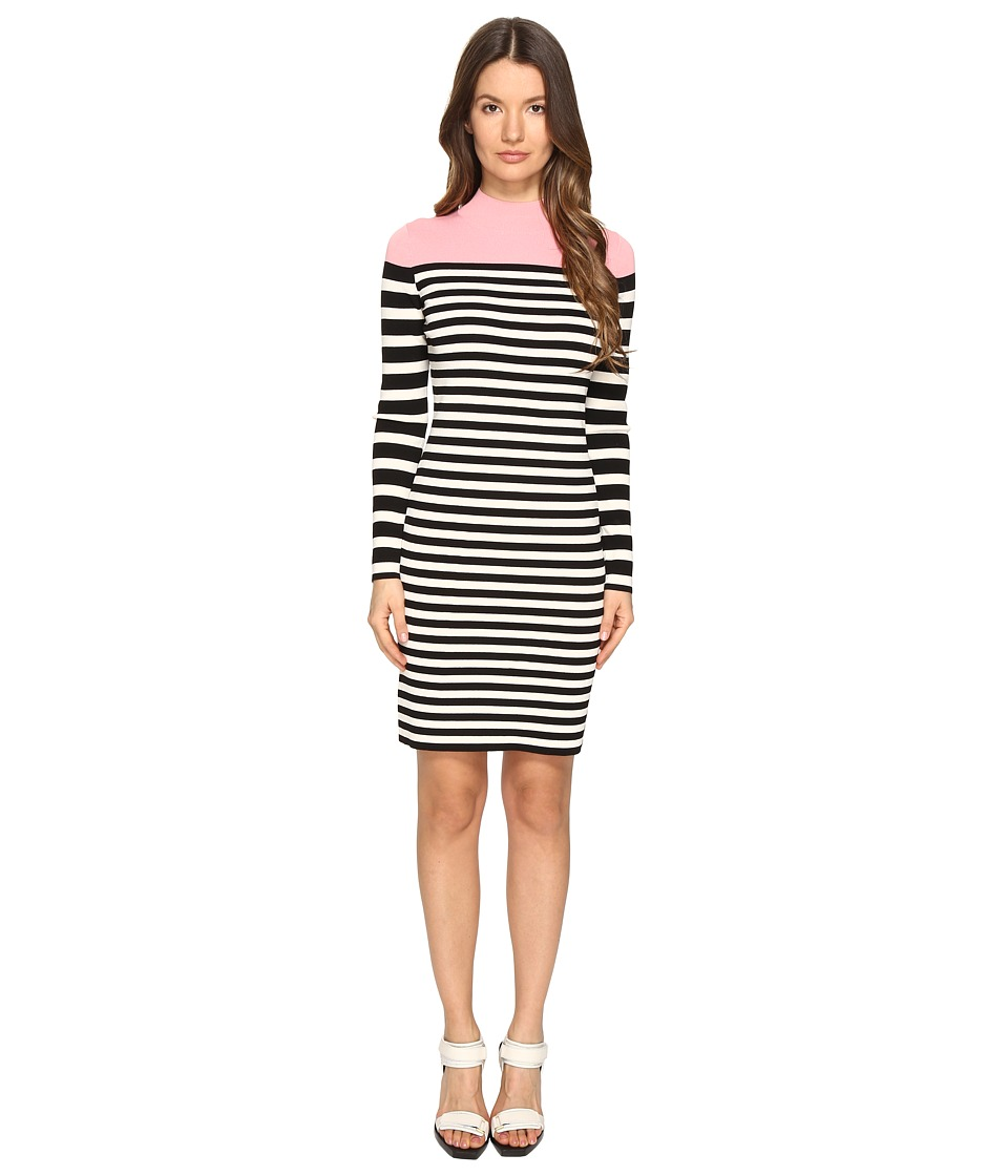 Sonia by Sonia Rykiel - Color Block and Striped Dress