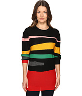 Sonia by Sonia Rykiel - Geometric Intarsia Dress