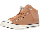 Converse - Chuck Taylor All Star Street Hi - Tumbled Leather