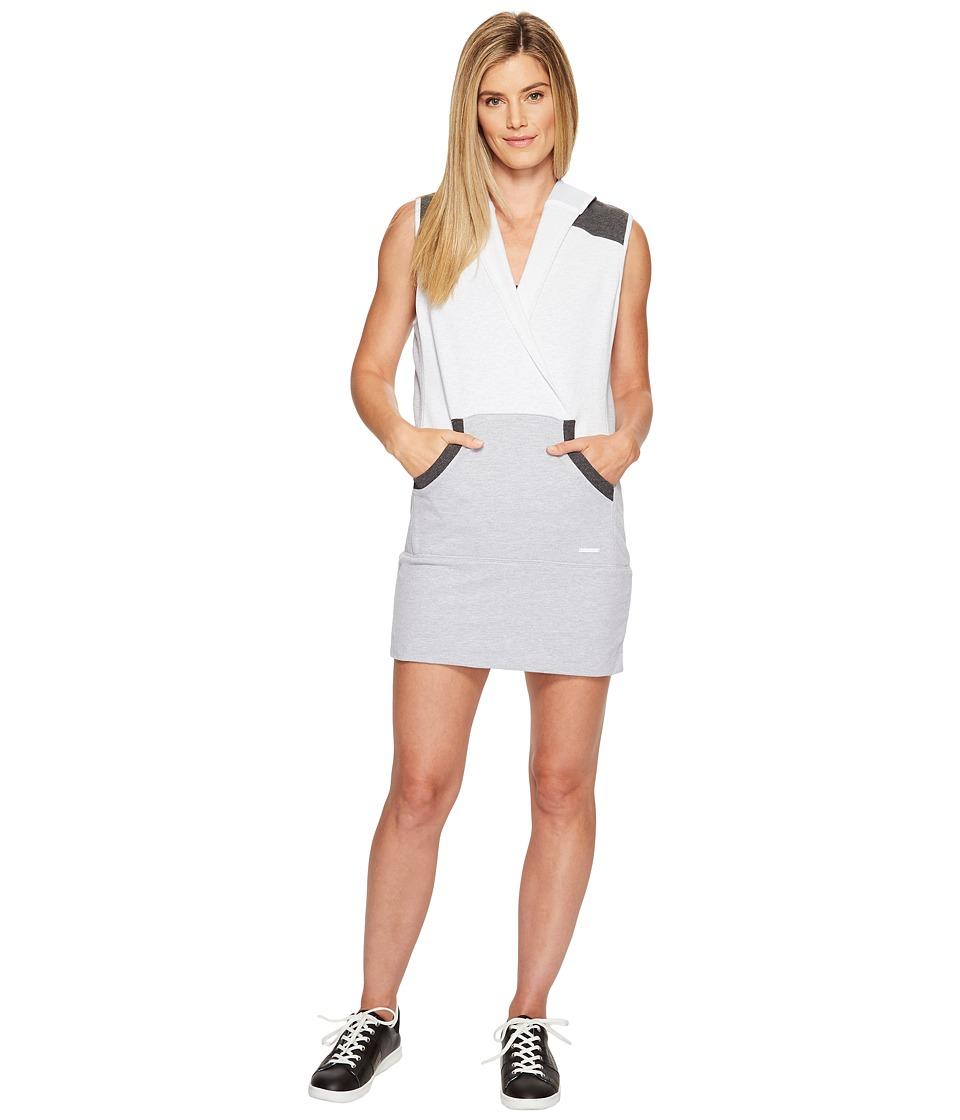 Blanc Noir - Hoodie Dress