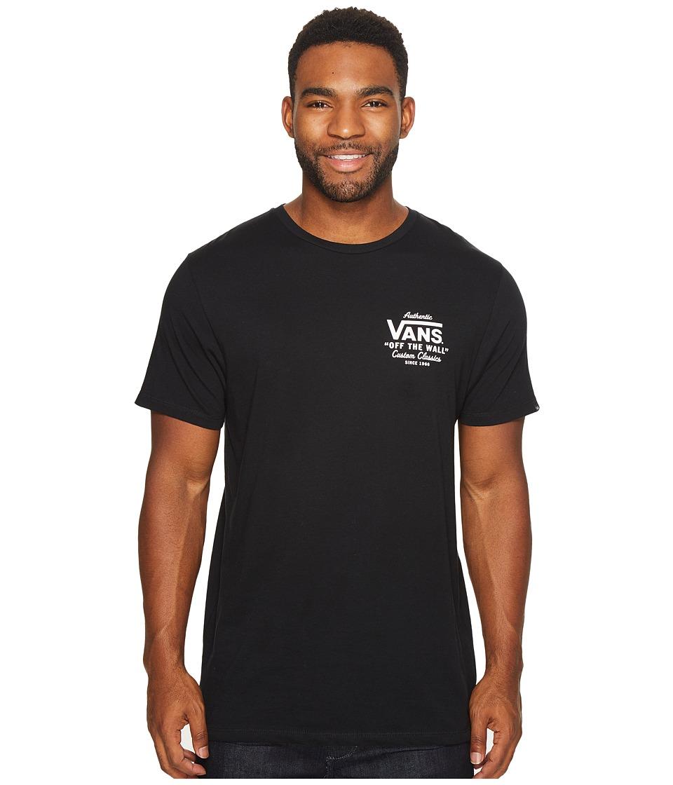 Vans Holder Street II Tee (Black) Men