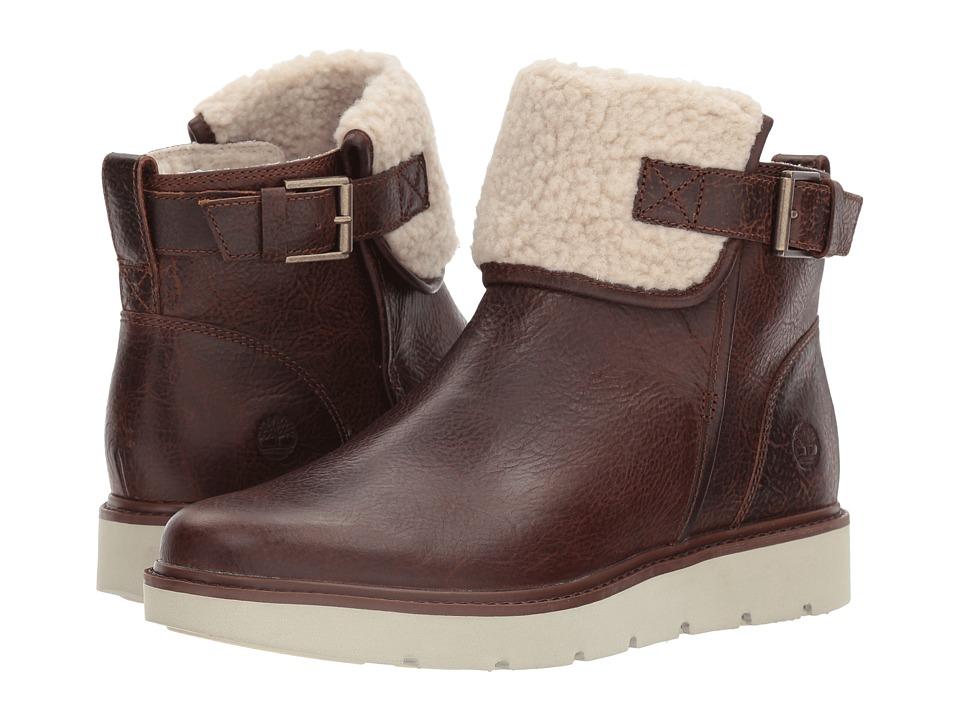 Timberland Kenniston Fleece Lined Boot (Medium Brown Full-Grain) Women