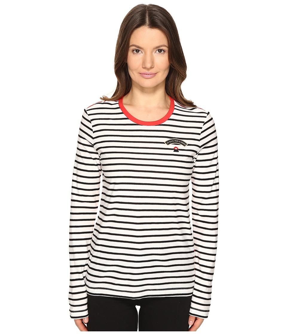 Sonia by Sonia Rykiel - Striped Cotton Modal Jersey Top