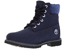 Timberland 6 Premium Leather and Fabric Waterproof Boot