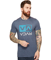 RVCA - Two Color Flipped Box Tee