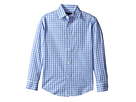 Tommy Hilfiger Kids Alternating Gingham Shirt (Big Kids)