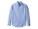 Tommy Hilfiger Kids Alternating Gingham Shirt (Big Kids)