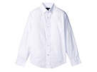 Tommy Hilfiger Kids Pinpoint Oxford Shirt (Big Kids)