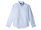 Tommy Hilfiger Kids Pinpoint Oxford Shirt (Big Kids)
