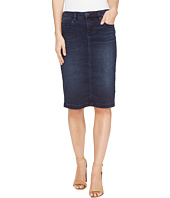 Blank NYC - Denim Pencil Skirt in Swing Away