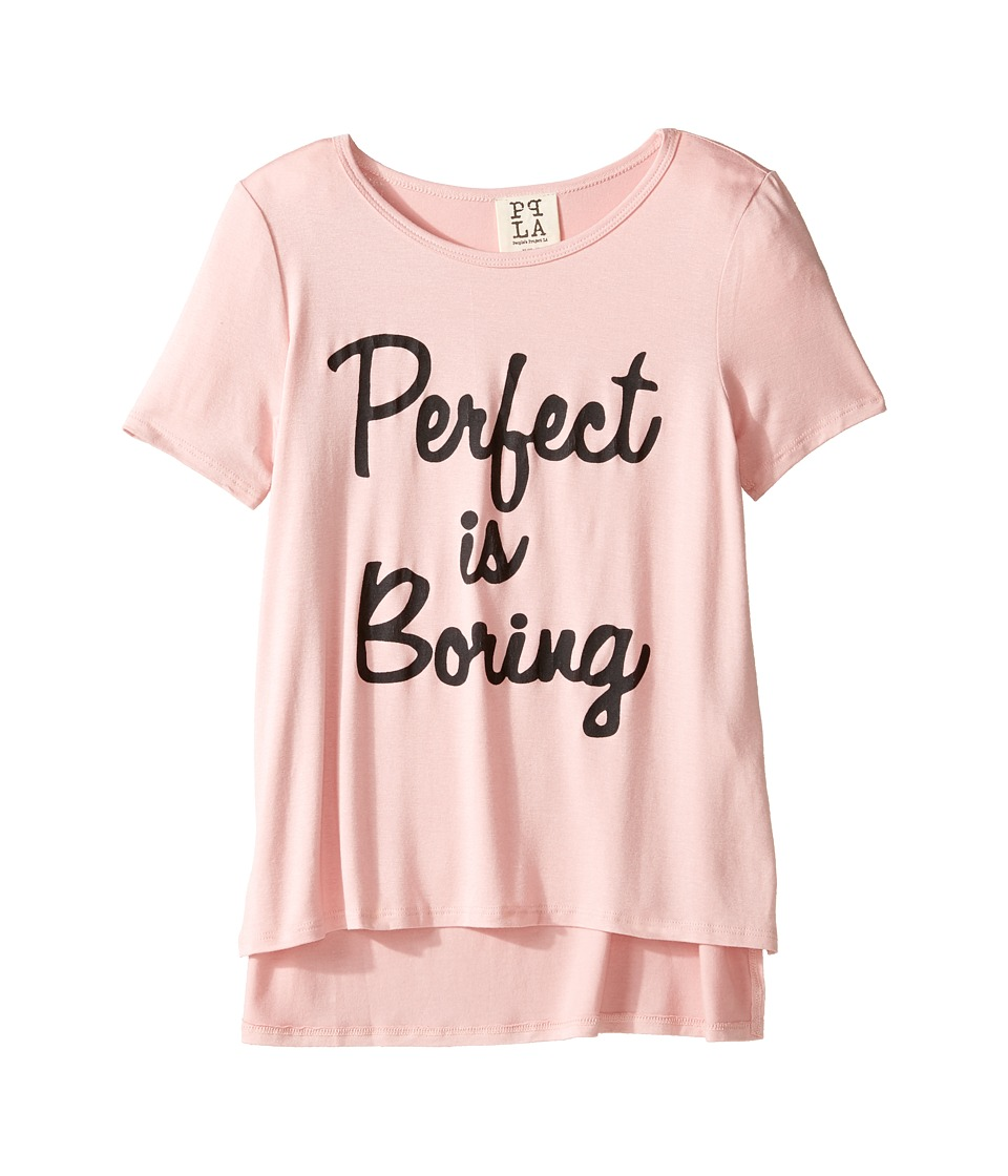 People's Project LA Kids People's Project LA Kids - Perfect is Boring Tee