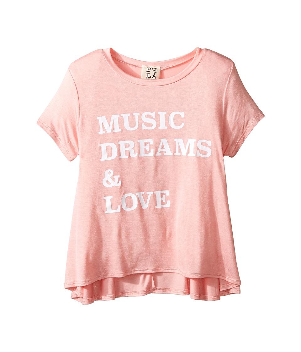 People's Project LA Kids - Music Dreams Tee