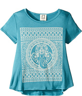 People's Project LA Kids - Ele Mosaic Tee (Big Kids)