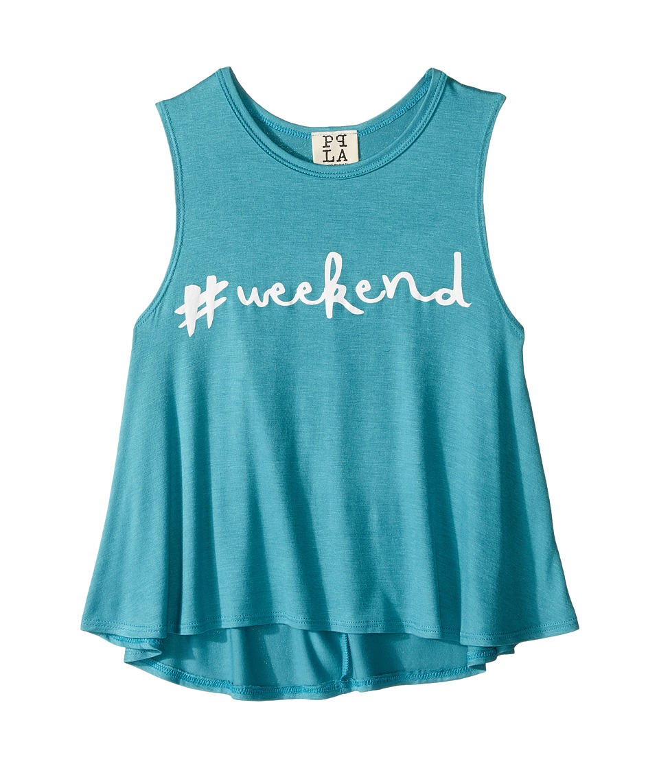 People's Project LA Kids People's Project LA Kids - Hashtag Weekend Tank Top