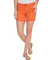 KUT from the Kloth - Gidget Frey Shorts in Orange