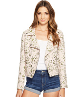 Blank NYC - Floral Detailed Jacket in Stem To Stem