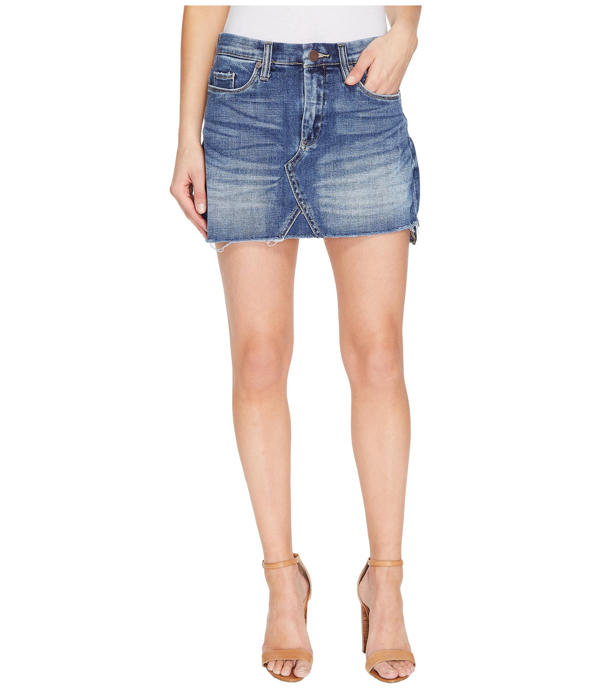 levis denim mini skirt fashion skirts