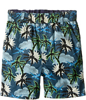 Stella McCartney Kids - Lucas Hawaiin Print Shorts (Infant)