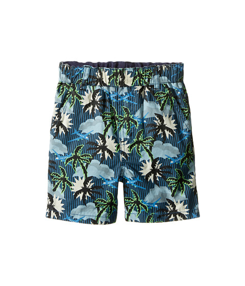 Stella McCartney Kids Lucas Hawaiin Print Shorts (Infant)