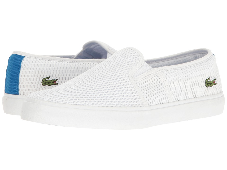 Lacoste Gazon 217 1 (White) Women