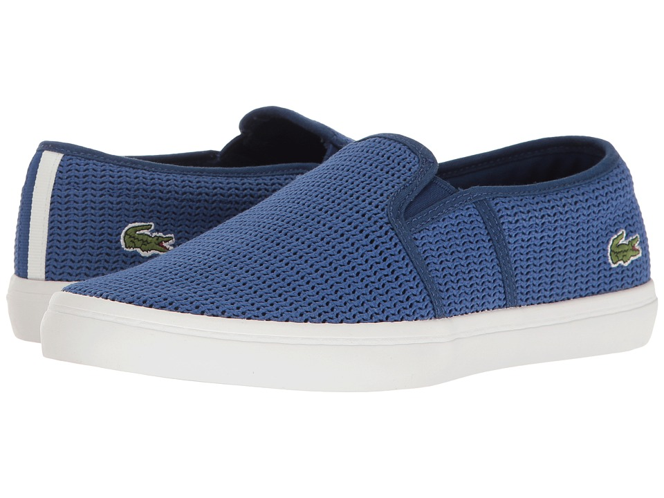 Lacoste Gazon 217 2 (Blue) Women
