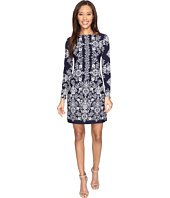 Vince Camuto - Ity Long Sleeve T-Body Dress