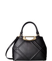 Calvin Klein - Serena Quilted Leather Satchel