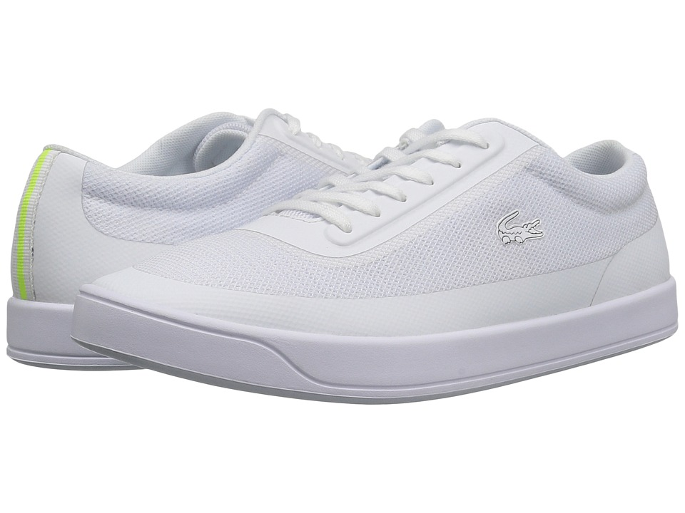 Lacoste Lyonella Lace 217 1 (White) Women