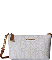 Calvin Klein - Key Items Monogram Crossbody