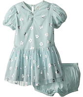 Stella McCartney Kids - Missy Daisy Print Tulle Dress (Infant)