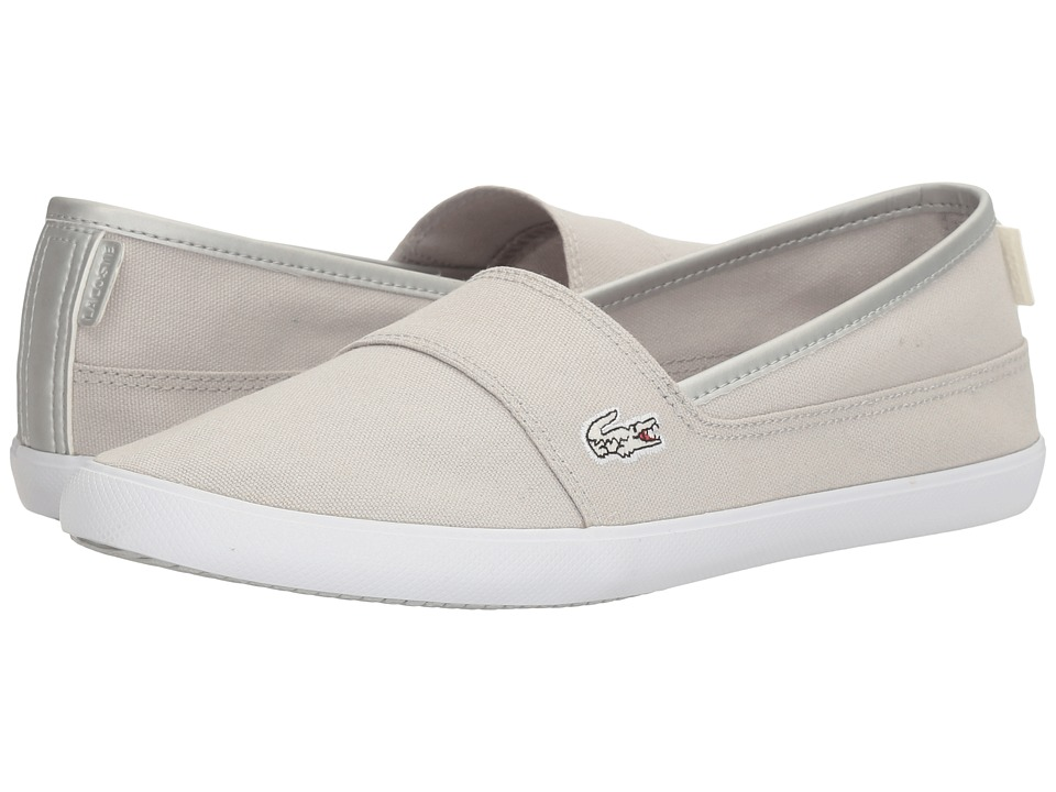 Lacoste Marice 217 2 (Light Grey) Women