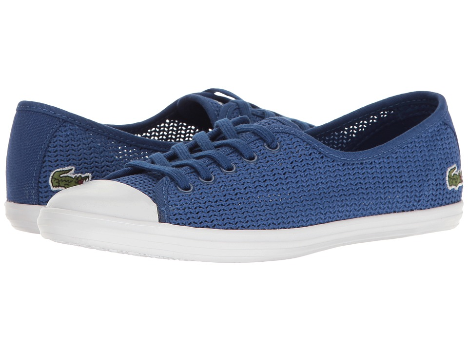 Lacoste ZIANE 217 1 (Blue) Women