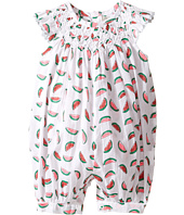 Stella McCartney Kids - Sun Smocked Romper with Watermelon Print (Infant)