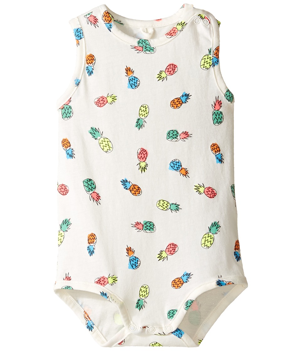 Stella McCartney Kids - Gizmo All Over Pineapple Print Body